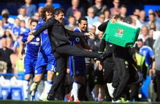 Chelsea end memorable season on a high as Terry bows out in style