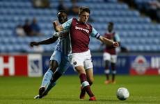 Ireland underage international handed Premier League debut