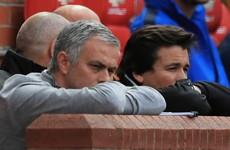 Watch: Man United manager Jose Mourinho's bizarre 17-second interview