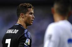 'I'm no devil', blasts angry Cristiano Ronaldo