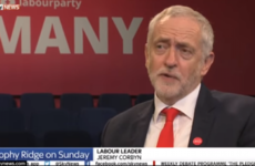Jeremy Corbyn is being attacked in the UK press over his 'refusal to directly condemn the IRA'