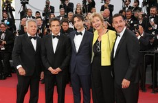 Adam Sandler's latest film got a four minute standing ovation at Cannes... It's the Dredge