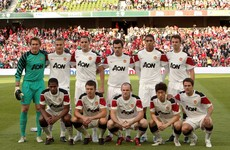 Man United are coming to Dublin this summer as part of their pre-season preparations