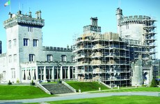 The deluxe Dromoland Castle is getting a touch-up worth tens of millions of euro