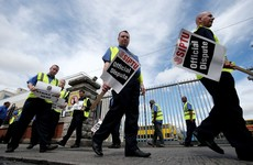 Poll: Should 'essential' public-sector workers be banned from going on strike?