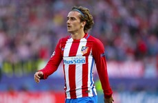 There's a 6 out of 10 chance Antoine Griezmann will join Man Utd this summer