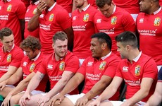 Murray, Stander, POM at 'slight disadvantage' for Lions, says Gatland