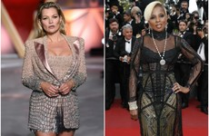 Kate Moss got in a fight at a party and Mary J Blige had to break it up... It's the Dredge