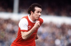Liam Brady: Man United tried to sign me by offering my mother a washing machine