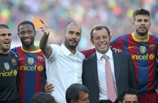 Ex-Barca president Rosell arrested in money laundering investigation