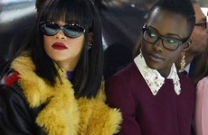 Here's how a joke on Twitter turned into a Netflix movie starring Rihanna and Lupita Nyong'o