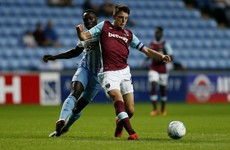 West Ham defender Rice gets first Ireland call-up days after making Premier League debut