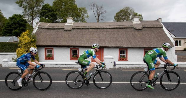Matt finish! First Irish win as Teggart takes Stage 3 of the Rás