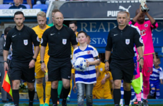 Eamonn Dolan's 10-year-old son to lead Reading out at Wembley for play-off final