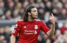 Carroll back on the transfer list