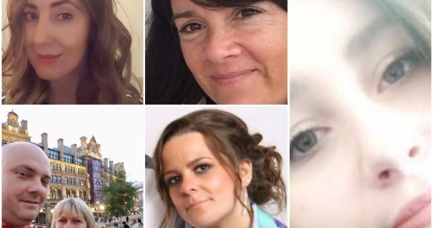 Four more victims named as Manchester reels from terror tragedy