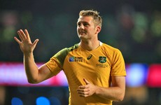Australia second row Dean Mumm announces retirement to focus on charity work