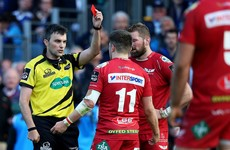 Huge boost for Scarlets as dazzling wing Evans cleared to play against Munster
