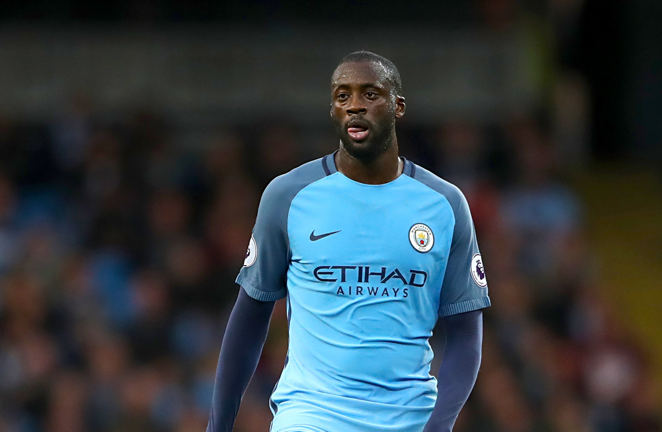 Yaya Toure to donate six figure sum to Manchester victims