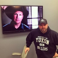 Garth Brooks' rep has categorically denied reports he's coming to Ireland in 2018