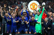 Clinical Man United seal Europa League triumph on emotional night