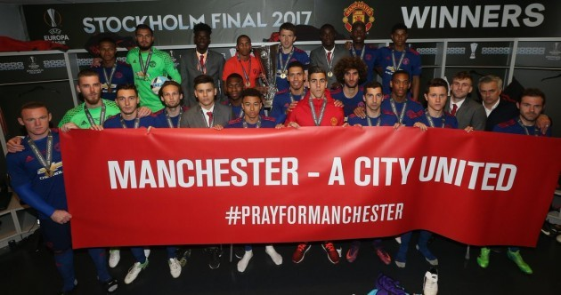 'We played for Manchester and for the people who died' - Pogba