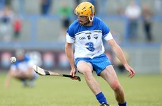 Waterford hand football debut for Cork game to forward with senior and U21 hurling experience