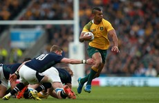 Wallabies leave Beale out for summer Test series