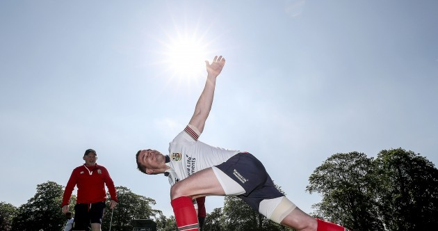 'The intensity has been through the roof' with fast-learning Lions - Andy Farrell