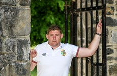 'Some lads just say: 'Howya big fella!' Furlong happy to help Lions team-mates get the details right