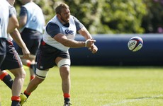 Robshaw and Ford to lead inexperienced England side against the Barbarians