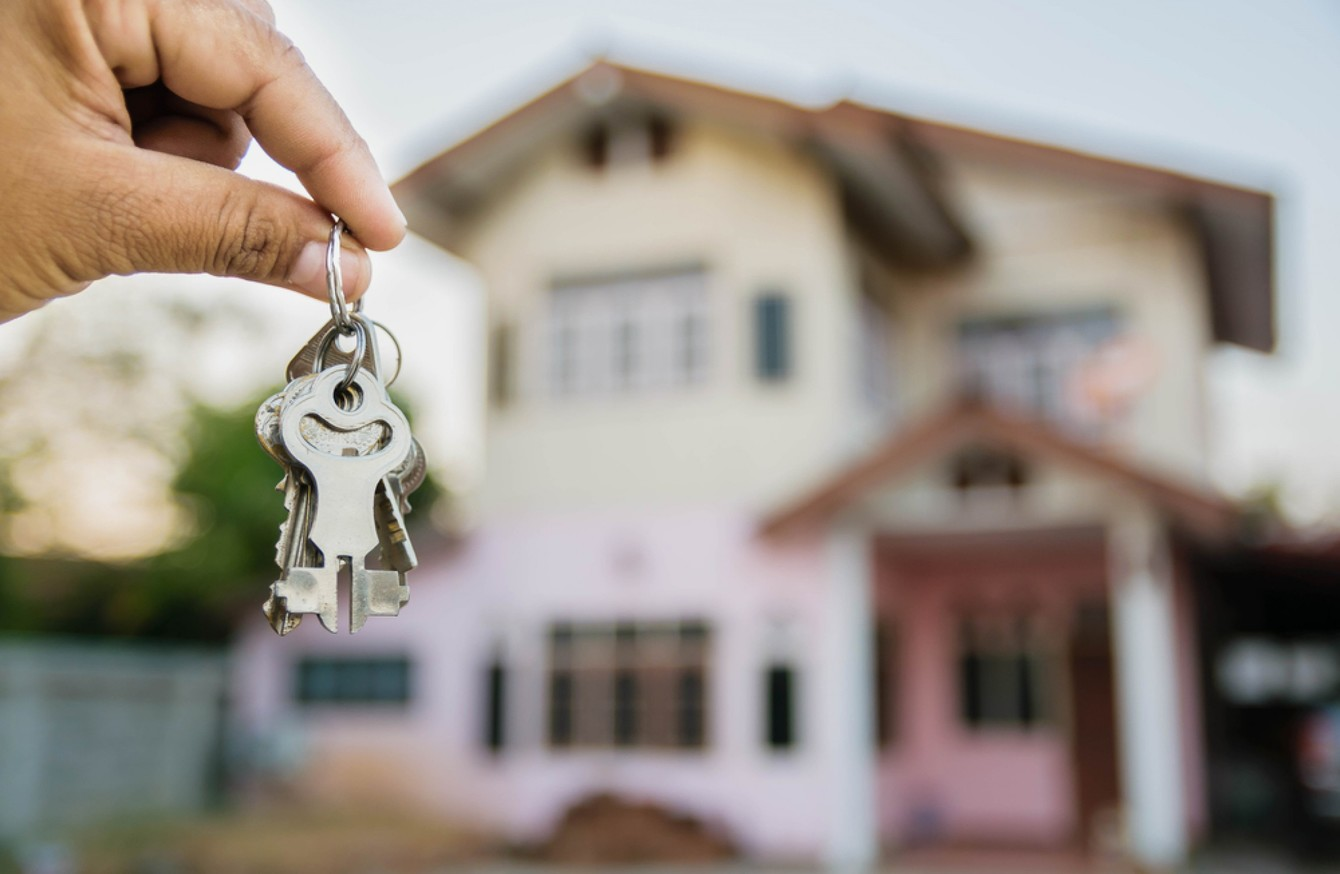 The average first time buyer in Ireland is 34 years old and needs at ...