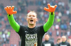 Remember Alex Manninger? He's been on the books at Liverpool and is finally retiring