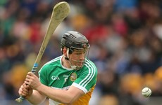 12 years soldiering for Offaly and hoping young talent can help the long-term