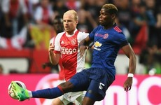 Lucky Man Utd just waited and kicked it long - Ajax captain