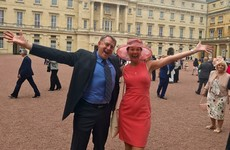 Man uses 'strange' loophole to get invite to Buckingham Palace garden party