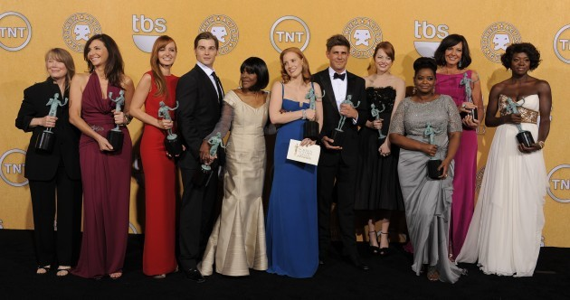 GALLERY: 'The Help' wins big at Screen Actors' Guild awards