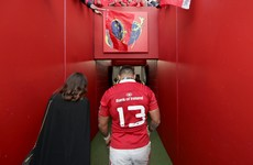 Saili starts ahead of Taute with Munster and Scarlets unchanged for Pro12 final