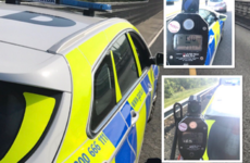 Gardaí catch driver travelling 51km/h over the limit in crackdown on speeding