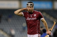 'There were probably times where I thought I'd never play with Galway again'