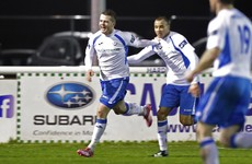 Five-goal thriller in Ballybofey as 10-man Finn Harps make it two home wins in a week