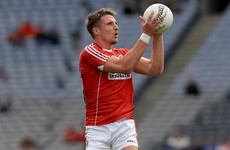 Aidan Walsh will make his first championship start for Cork footballers since 2014 tomorrow