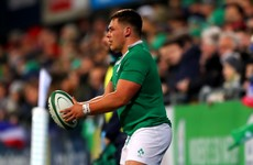 Ireland U20 hooker McElroy dropped for JWC as he closes in on Saracens move
