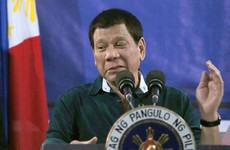 Philippines' president Duterte under fire after 'sickening' rape joke