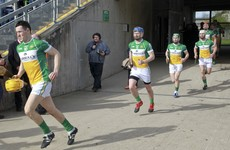 The Offaly hurling team has undergone significant transformation in the last 12 months