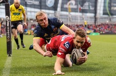 As it happened: Munster v Scarlets, Pro12 Final