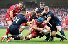 Munster utterly outclassed as sensational Scarlets earn Pro12 title in Dublin