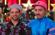 A unique comedy duo from Cork completely wowed the audience on Britain's Got Talent