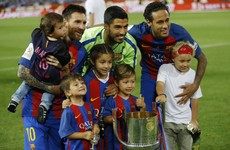 Plenty more to come from 'alien' Lionel Messi