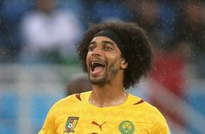 Benoit Assou-Ekotto laughs off porn star claims
